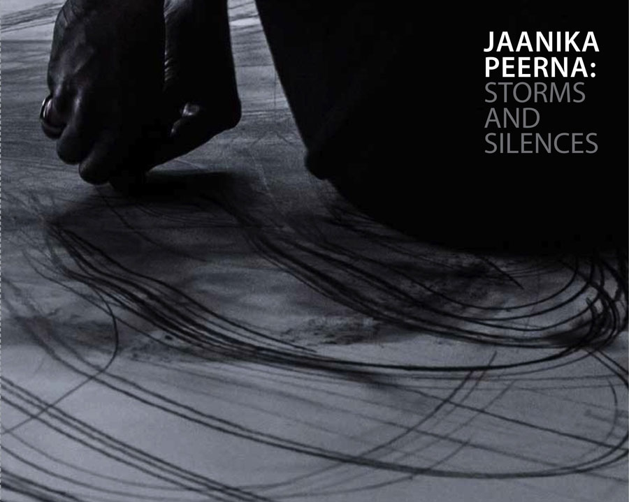 "Jaanika Peerna ""Storms And Silences"""