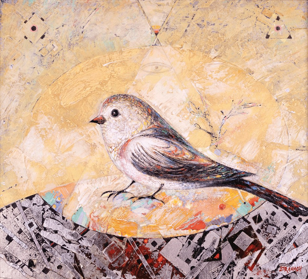"Anatoli Strahhov ""God's Little Bird"""