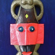 Egiptuse mask / Egyptian mask